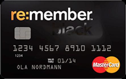 Remember kredittkort