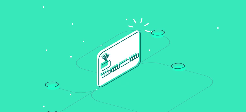 Kredittkort grønn